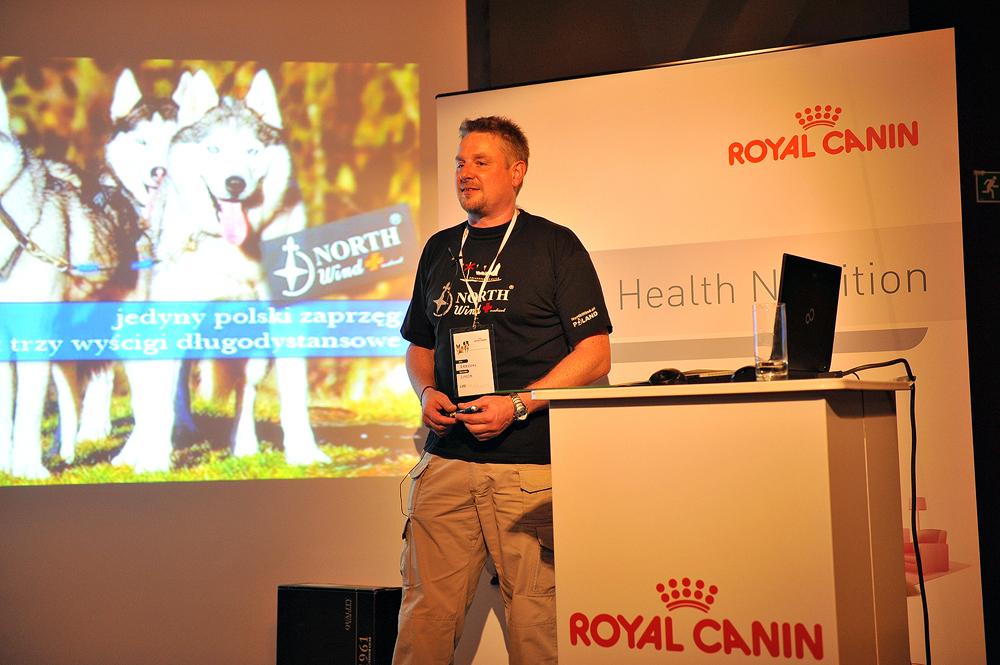 Wykład dla firmy ROYAL CANIN.